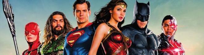 Artwork & Details: Justice League 4K UHD, 3D Blu-ray, Blu-ray & DVD - 3/13/18