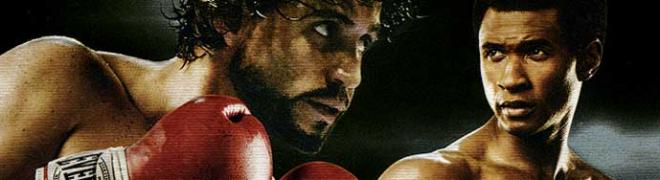Review: Hands of Stone BD + Screen Caps