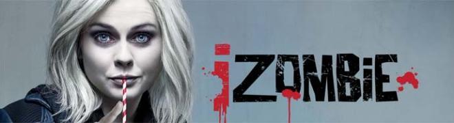 iZombie: The Complete Third Season BD + Screen Caps