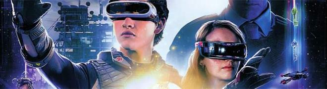Ready Player One 4K Ultra HD Review + BD Screen Caps