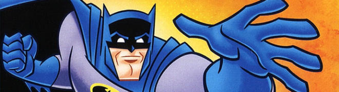 Review: Batman: The Brave and the Bold: Complete Season Three BD + Screen Caps