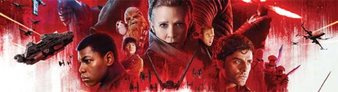 Artwork & Details: Star Wars: The Last Jedi 4K Ultra HD, Blu-ray & DVD - 3/27/18