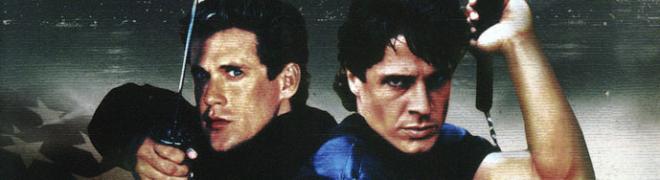 Review: American Ninja 4: The Annihilation BD + Screen Caps