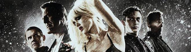 Review: Sin City: A Dame to Kill For BD + Screen Caps
