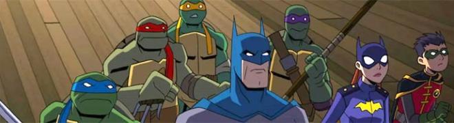 Batman vs. Teenage Mutant Ninja Turtles 4K Ultra HD & Blu-ray Review