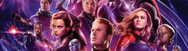 Marvel Studios Avengers: Endgame releases on Digital 7/30 and on 4K Ultra HD, Blu-ray & DVD 8/13