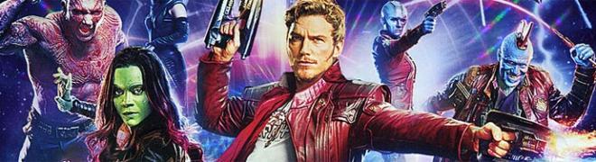 Review: Guardians of the Galaxy Vol. 2 4K/BD + Screen Caps