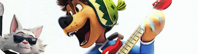 Review: Rock Dog BD + Screen Caps