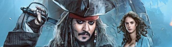Artwork & Details: Pirates of the Caribbean: Dead Men Tell No Tales 4K, Blu-ray & DVD - 10/03/17