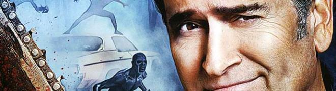 Ash vs. Evil Dead: The Complete Collection Blu-ray Review