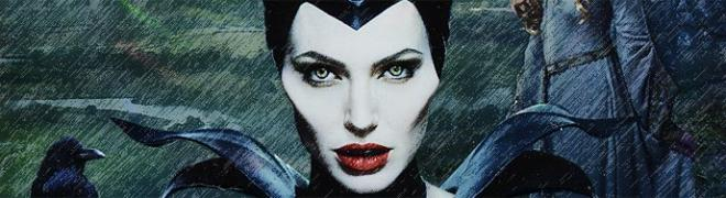 Review: Maleficent BD + Screen Caps