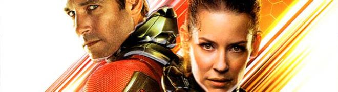 Ant-Man and the Wasp Blu-ray Review + Screen Caps