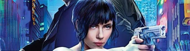 Review: Ghost in the Shell (2017) 4K/BD + Screen Caps