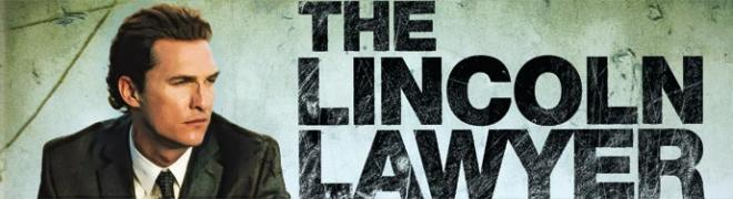 Artwork & Details: The Lincoln Lawyer 4K UHD - 8/15/17