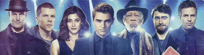 Review: Now You See Me 2 UHD + Screen Caps