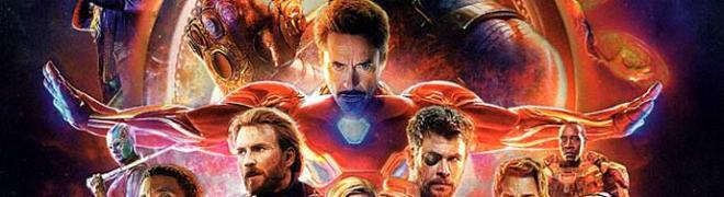Avengers: Infinity War 4K Ultra HD and Blu-ray Review + BD Screen Caps