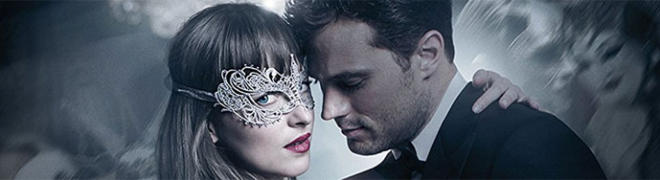 Artwork & Details: Fifty Shades Darker - Unrated Edition 4K, Blu-ray & DVD - 5/09/17