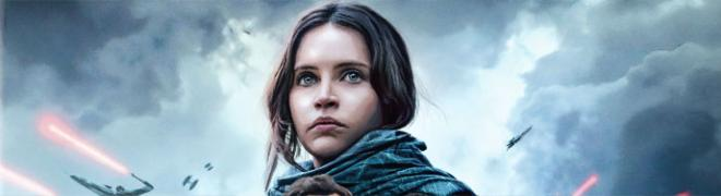 Artwork & Details: Rogue One - A Star Wars Story Blu-ray & DVD - 4/04/17