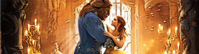 Artwork & Details: Beauty and the Beast Blu-ray & DVD - 6/06/17