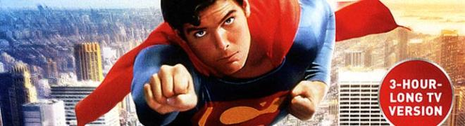 Superman: The Movie - Extended Cut BD + Screen Caps