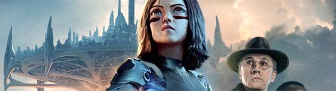 Alita: Battle Angel Journeys Home on 4K Ultra HD + Blu-ray 3D, Blu-ray & DVD 7/23