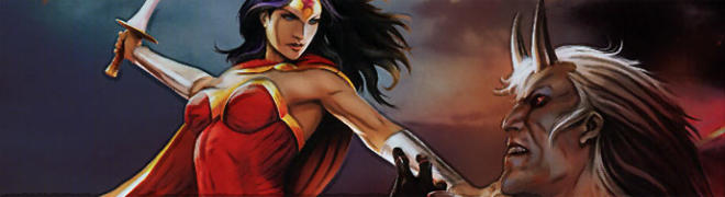 Review: Wonder Woman BD + Screen Caps
