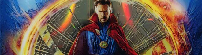 Review: Doctor Strange 3D BD/BD + Screen Caps