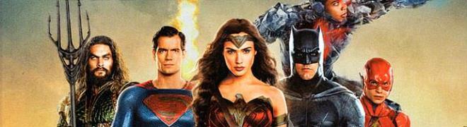 Justice League 4K Ultra HD/BD + BD Screen Caps