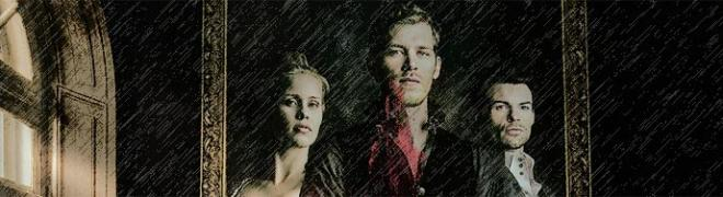 """Review: """"The Originals"""": The Complete First Season BD + Screen Caps"""