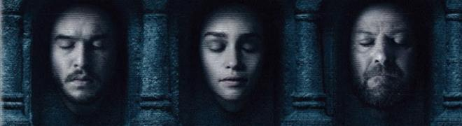 Artwork & Details: Game of Thrones: The Complete Sixth Season Blu-ray & DVD - 11/15/16