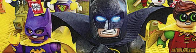Review: The Lego Batman Movie 4K/BD + Screen Caps