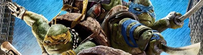 Review: Teenage Mutant Ninja Turtles BD + Screen Caps