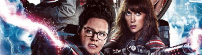 Review: Ghostbusters (2016) BD + Screen Caps