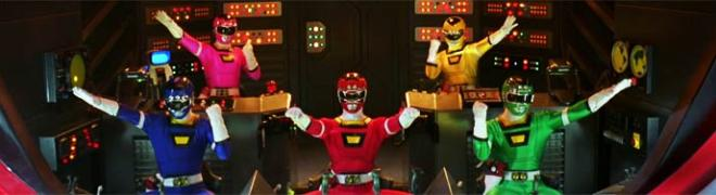 Turbo: A Power Rangers Movie Blu-ray Review