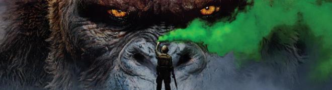 Artwork & Details: Kong - Skull Island 4K, 3D Blu-ray, Blu-ray & DVD - 7/18/17
