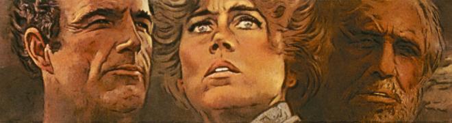 Review: Comes a Horseman BD + Screen Caps