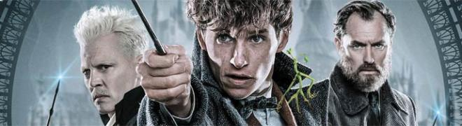 Fantastic Beasts: The Crimes of Grindelwald Arrives on 4K Ultra HD, Blu-ray & DVD 3/12 and Digital HD 2/15