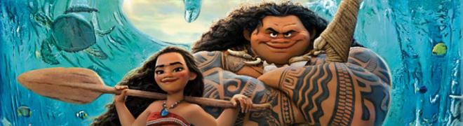 Review: Moana - UCE BD + Screen Caps