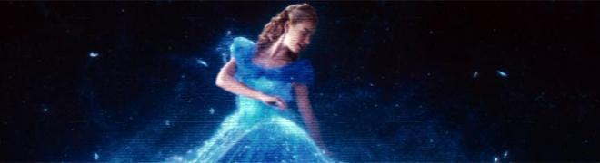 Review: Cinderella (2015) BD + Screen Caps
