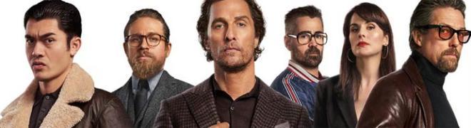 The Gentlemen arrives on 4K Ultra HD, Blu-ray & DVD 4/21
