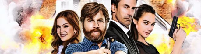 Review: Keeping Up with the Joneses BD + Screen Caps