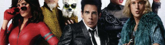 Review: Zoolander 2 BD + Screen Caps