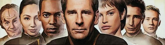 Review: Star Trek - Enterprise: The Complete Series BD