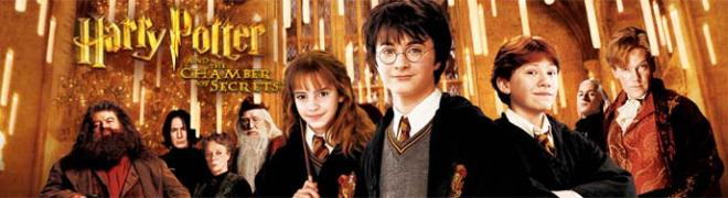 Harry Potter and the Chamber of Secrets 4K + BD Screen Caps