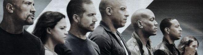 Review: Furious 7 BD + Screen Caps