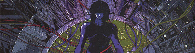 Review: Ghost in the Shell (1995) BD + Screen Caps