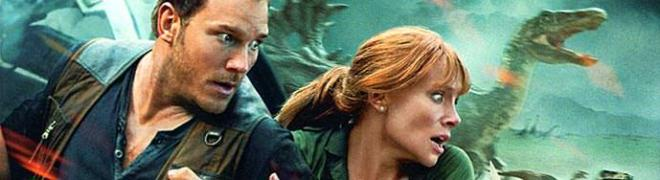 Jurassic World: Fallen Kingdom 4K Ultra HD & Blu-ray Review + BD Screen Caps