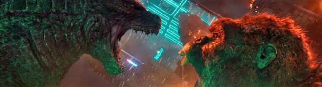 Godzilla vs. Kong 4K Ultra HD & Blu-ray Review