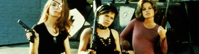 The Switchblade Sisters Blu-ray Review