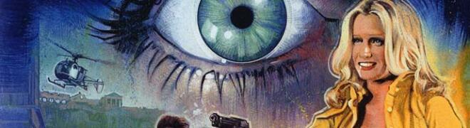 Death Has Blue Eyes Blu-ray Review